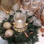 Weihnachts- und Winterdekoration