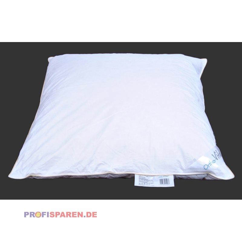 deluxe kopfkissen 3 kammern 80x80cm 29 99. Black Bedroom Furniture Sets. Home Design Ideas