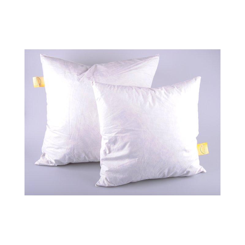 f llkissen 2 er set 50 x 50cm 100 naturfedern ko tex gepr ft 11 98. Black Bedroom Furniture Sets. Home Design Ideas