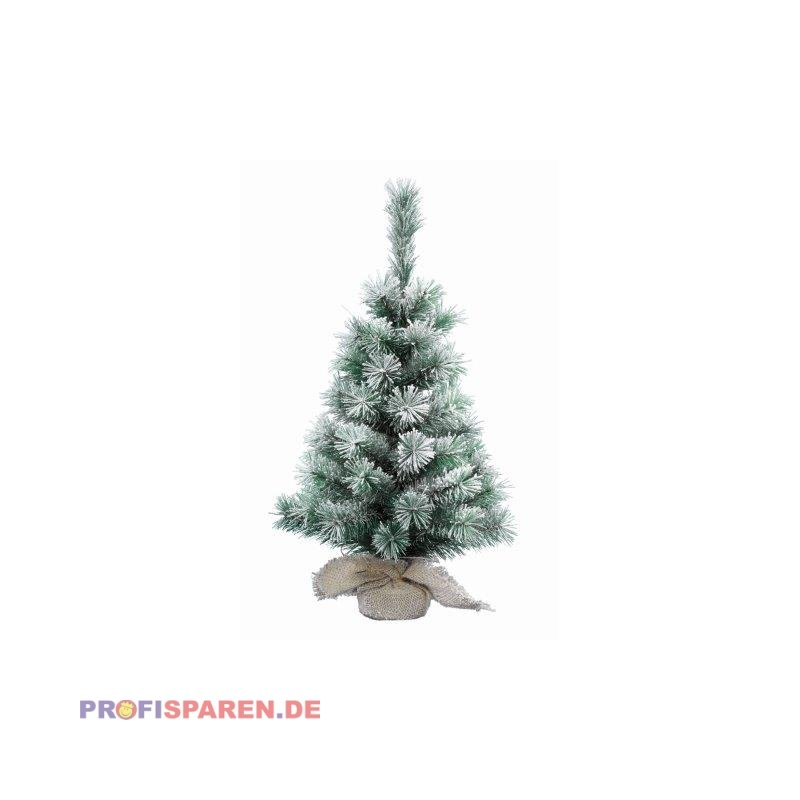 mini weihnachtsbaum schneeflocke 60 h he ca 60cm 14 99. Black Bedroom Furniture Sets. Home Design Ideas