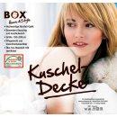 Kuscheldecke Nerzfell-Optik 150x200cm Farbe: dunkelbraun