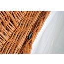 Korbtruhe Mod.356-90GA Vollweide 90x52x54cm