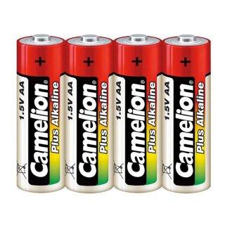 Batterie LR06 AA Mignon Plus Alkaline 4er