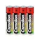 Batterie LR03 AAA Plus Alkaline 4er 1250mAh