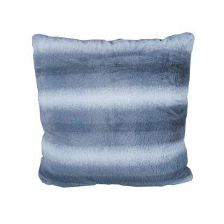 Schlaf- Kuschelkissen 60x60 Luxury Silberfuchs