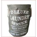 Laundry-Bag, Wäschetasche, Falttasche mit Statement...