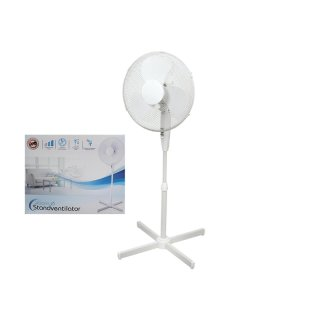 Stand-Ventilator D=40cm 50Watt weiß oszillierend