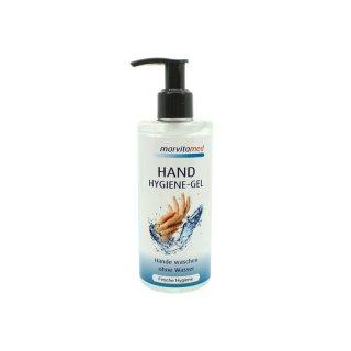 Hygiene Gel  mit AloeVera 250ml (63% Alkohol))