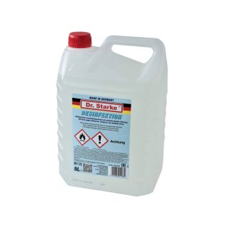 Desinfektionsmittel 5 Liter gegen Bakterien & behüllte Viren
